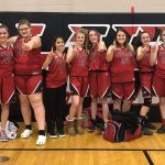 7th-grade girls complete perfect regular season with convincing win over strong Martins Ferry squad