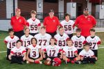 7th-grade football team drops a hard-fought contest to a talented St. Clairsville squad
