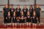 7th-grade volleyball teams wins in straight sets over visiting St. Clairsville