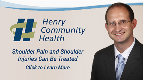 Shoulder Pain and Shoulder Injuries Can Be Treated – Presented by Henry Community Health