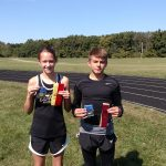 Cowan Cross Country Runners