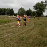 Boys Varsity Cross Country finishes 5th place at Union City Jr/Sr High School