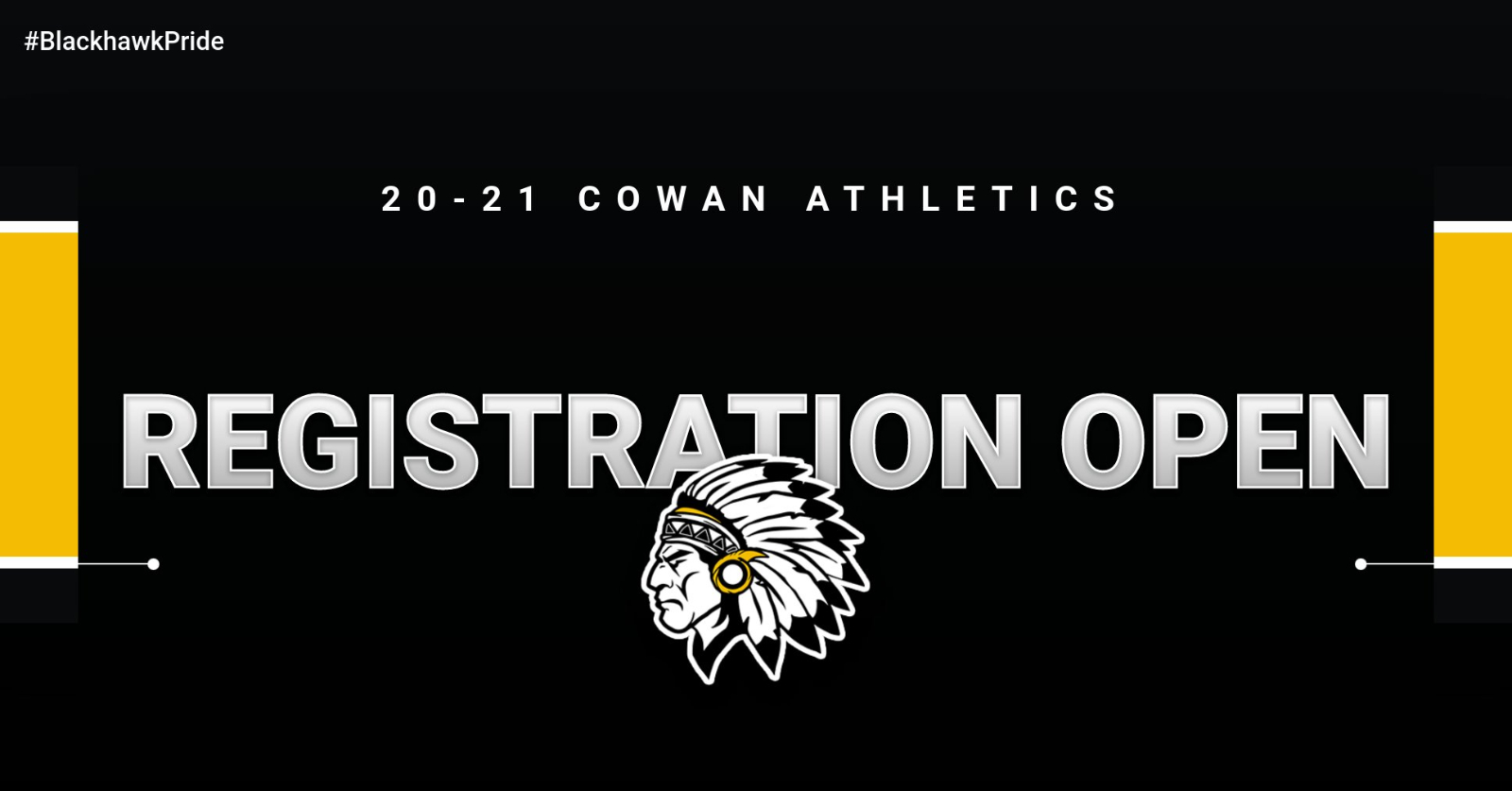 20-21 Athletic Registration Now Open