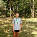 Boys Varsity Cross Country finishes in 7th place at Yorktown Invitational