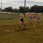 Boys Varsity Cross Country finishes 6th place at Delta Eagle Invitational