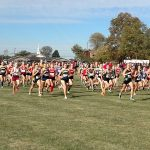 Lady Blackhawks Take 6th Place at Regional Meet; 2 Runners Advance