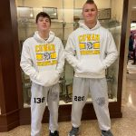 Abbott and Stevens Headed to Semi-State Wrestling