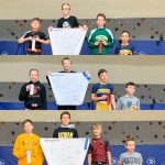 JH Blackhawk Wrestlers Compete at Delaware County Wrestling Tournament