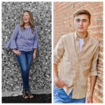 Quirk & Wright  Receive Cowan Athletic Booster Club Scholarships