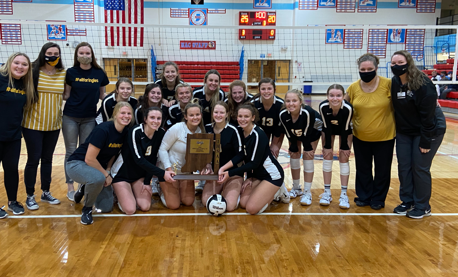 2020 Semi-State Volleyball Information and Ticket Info