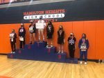 Cricket Morey places fifth at state tournament