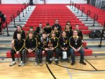 Varsity wrestlers victorious at Adams Central Invite