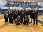 Wrestlers Win 1st Sectional Title in School History (1/30/21)