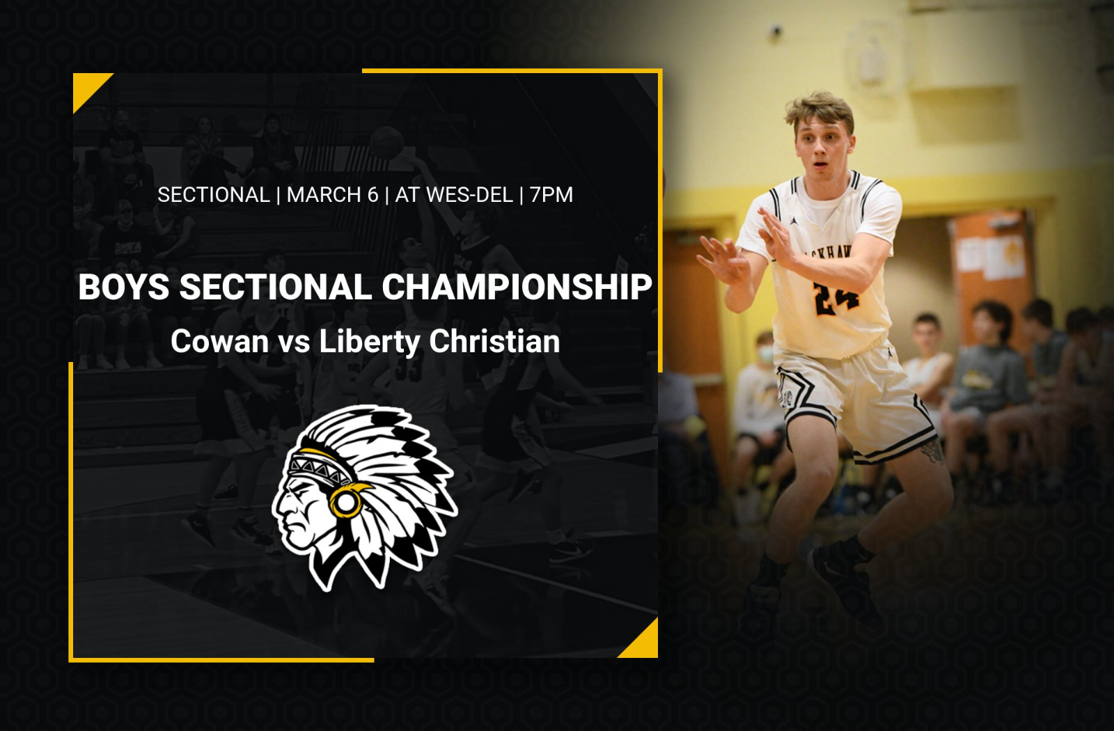 2021 Boys Basketball Sectional Information
