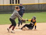 Four RBI Day for McKenna Minton Spells Out Victory For Cowan Varsity Blackhawks Over Wes-Del