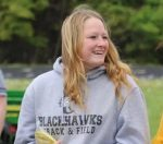 Smith Wins Discus, Team 5th at Delaware County Meet