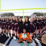 Lions and Lady Lions Soccer Take on Bridgeport