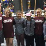 Regional Girls Powerlifting Meet