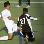 Midland Senior High School Boys Varsity Soccer beat Permian High School 2-0