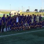 Midland Senior High School Boys Varsity Soccer beat Arlington Lamar 3-0