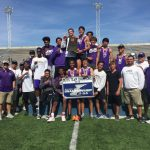 Boys Track-District Champions 2016