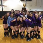 VOLLEYBALL REGIONAL QUARTERFINAL PLAYOFF