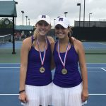 MHS Doubles team of Kate Daugherty & Allison Stewart headed to STATE on May 18-19