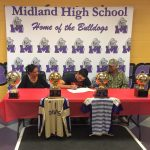 MHS Player Signing for Soccer