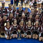 Cheerleaders Win Wildcat Classic