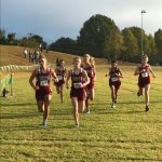 Cross Country Competes in Upper State