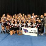 Competition Cheer are STATE CHAMPS!!