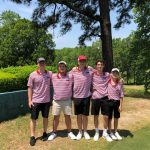 Boys Varsity Golf finishes 2nd place at Region Tournament