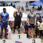 Rebel wins AAA Shot put State Championship