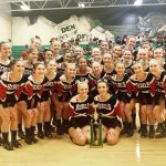 Cheerleaders win Silver Fox Invitational