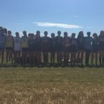 Cross Country Team Competes at Coaches Classic Competition