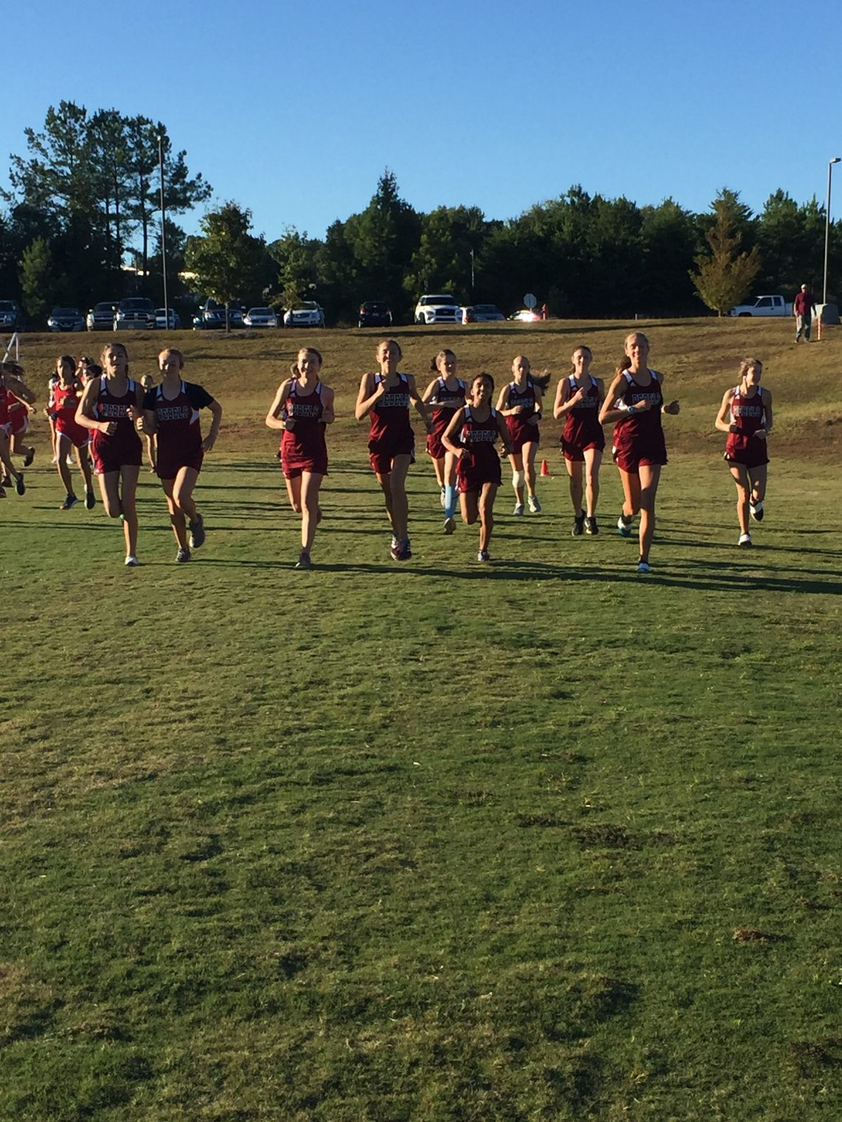 Cross Country with Another Great Showing