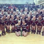Cheerleaders win another Competition
