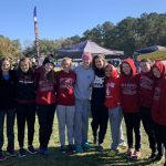 Girls Cross Country Team Advances to State