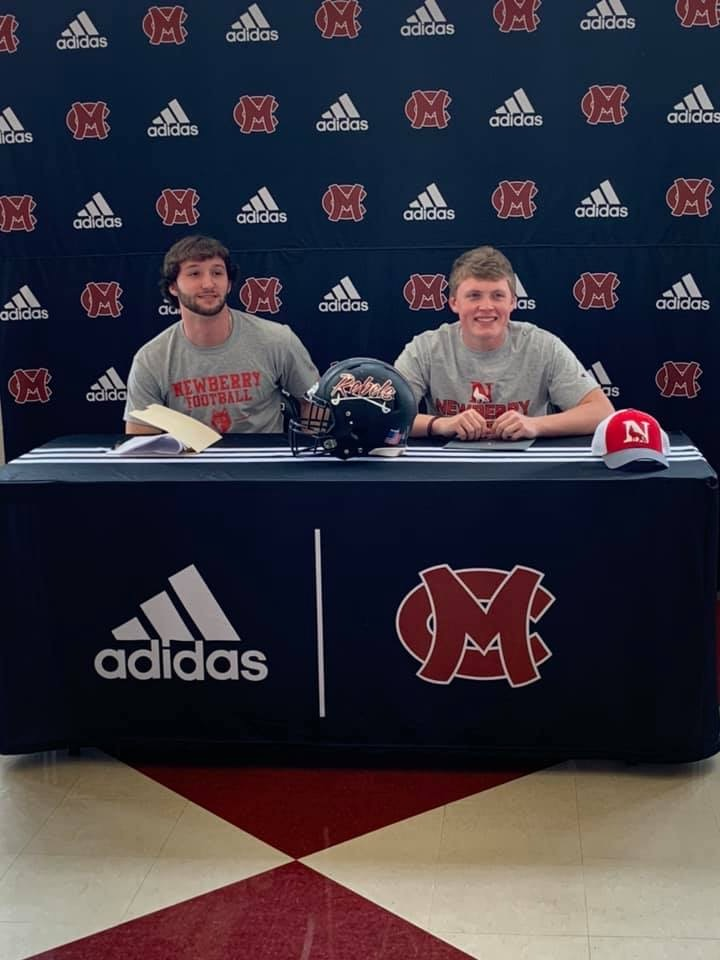 Rebels Sign Letters of Intent