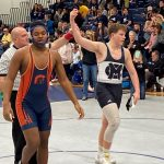 Rebel makes State Wrestling Tournament