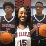 Three Rebels make All-Region Team