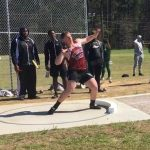 Rebel Wins Track & Field Event