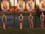 Girls Tennis Region Champions