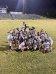 Girls Varsity Soccer wins Region Championship!
