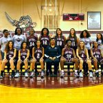 Midland Lee High School Girls Varsity Basketball beat Odessa High School 52-35
