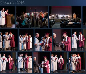 Lee Baseball Graduation 2016