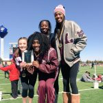 Midland Lee High School Girls Varsity Track & Field finishes 7th place