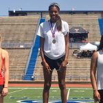 Midland Lee High School Girls Varsity Track & Field finishes 6th place