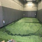 New Indoor Batting Cage