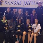 Girls' track named Outstanding Girls Team at KU Relays
